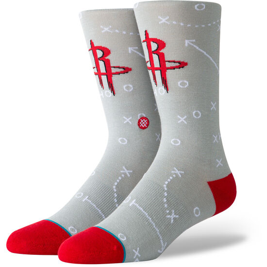 NBA Arena Playbook Houston Rockets Socken, , zoom bei OUTFITTER Online
