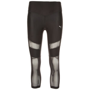 En Pointe 3/4 Trainingstight Damen, Schwarz, zoom bei OUTFITTER Online