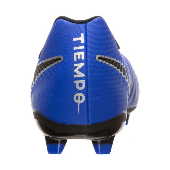 Tiempo Legend VII Academy MG Fußballschuh Kinder, blau / schwarz, zoom bei OUTFITTER Online