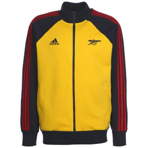 FC Arsenal Icons Trainingsjacke Herren, gelb / dunkelblau, zoom bei OUTFITTER Online