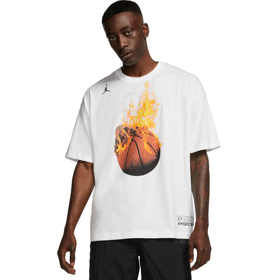 Legacy AJ4 T-Shirt Herren, weiß, zoom bei OUTFITTER Online