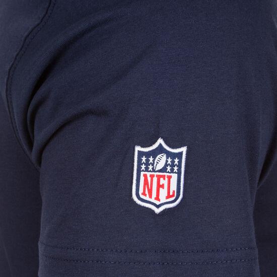 NFL Team Logo New England Patriots T-Shirt Herren, Blau, zoom bei OUTFITTER Online