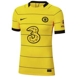 FC Chelsea Trikot Away Stadium 2021/2022 Damen, gelb / schwarz, zoom bei OUTFITTER Online