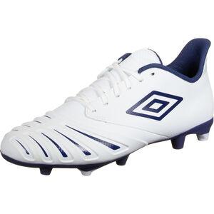 UX Accuro III Premier FG Fußballschuh Herren, weiß / blau, zoom bei OUTFITTER Online