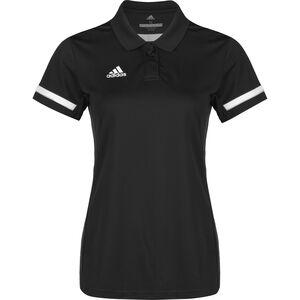Team 19 Poloshirt Damen, schwarz / weiß, zoom bei OUTFITTER Online