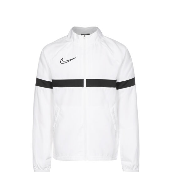 Academy 21 Dry Woven Trainingsjacke Kinder, weiß / schwarz, zoom bei OUTFITTER Online