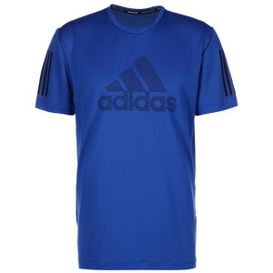 AEROREADY Warrior Trainingsshirt Herren, blau, zoom bei OUTFITTER Online