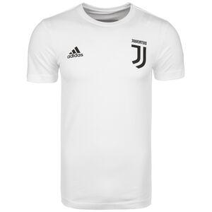 Juventus Turin Graphic Nr. 10 T-Shirt Herren, Weiß, zoom bei OUTFITTER Online