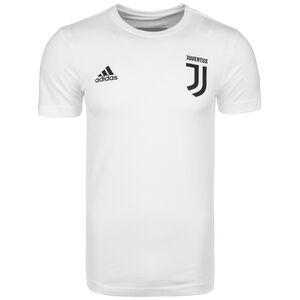 Juventus Turin Graphic Nr. 3 T-Shirt Herren, Weiß, zoom bei OUTFITTER Online