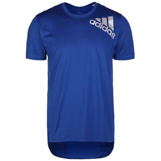 Alphaskin Sport Fitted 2.0 Trainingsshirt Herren, blau, zoom bei OUTFITTER Online