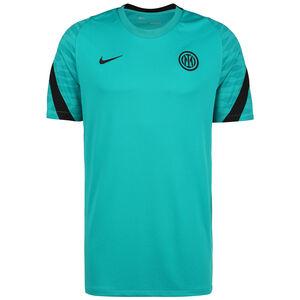 Inter Mailand Strike Trainingsshirt Herren, petrol / schwarz, zoom bei OUTFITTER Online