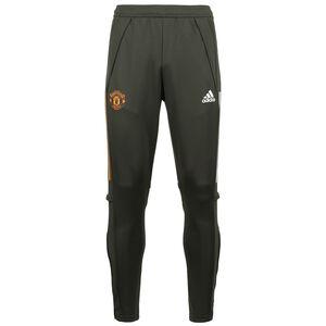 Manchester United Trainingshose Herren, graugrün, zoom bei OUTFITTER Online