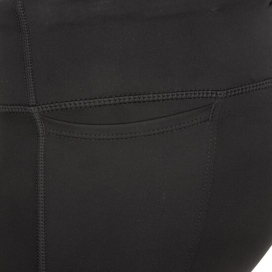 Epic Lux Cropped Lauftight Damen, schwarz, zoom bei OUTFITTER Online