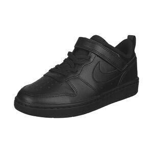 Court Borough Low Sneaker Kinder, schwarz, zoom bei OUTFITTER Online