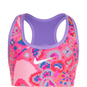 Classic Rev AOP Femme Sport-Bh Mädchen, pink, zoom bei OUTFITTER Online