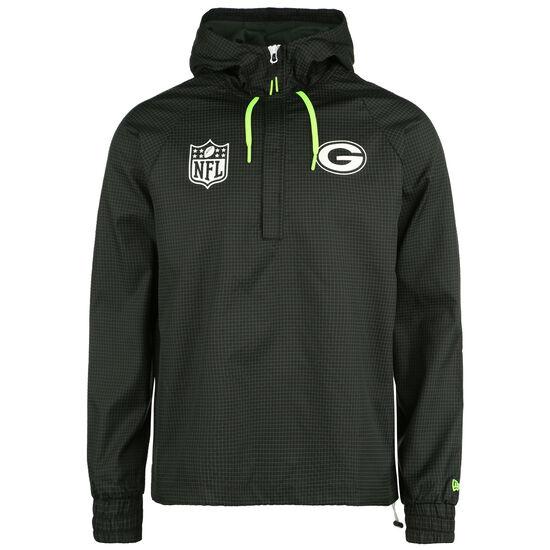 NFL Green Bay Packers Windbreaker Herren, dunkelgrün / neongrün, zoom bei OUTFITTER Online
