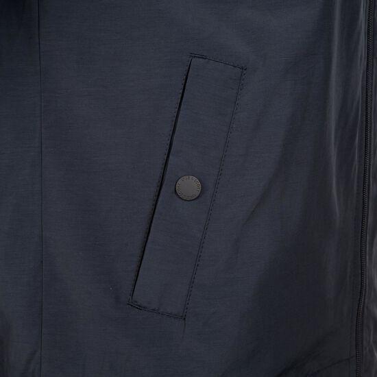 Zip Through Kapuzenjacke Herren, dunkelblau, zoom bei OUTFITTER Online