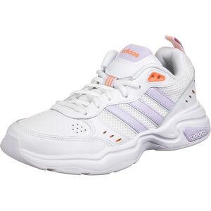 Strutter Sneaker Damen, weiß / flieder, zoom bei OUTFITTER Online