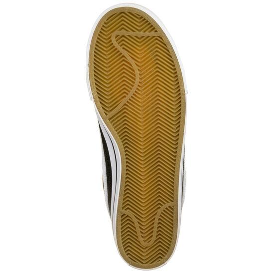 Court Legacy Sneaker Damen, schwarz / weiß, zoom bei OUTFITTER Online