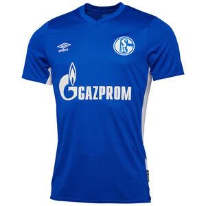 FC Schalke 04 Trikot Home 2021/2022 Herren, blau / weiß, zoom bei OUTFITTER Online