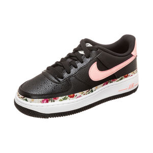 83ad9fc30e Air Force 1 VF Sneaker Kinder, schwarz / rosa, zoom bei OUTFITTER Online