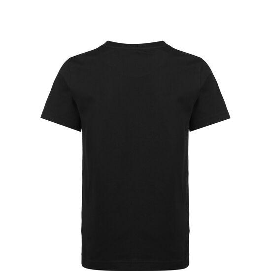 Essentials Linear T-Shirt Kinder, schwarz / weiß, zoom bei OUTFITTER Online