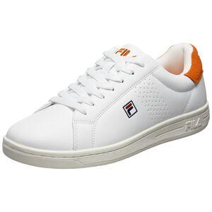 Crosscourt 2 F Low Sneaker Herren, weiß / orange, zoom bei OUTFITTER Online