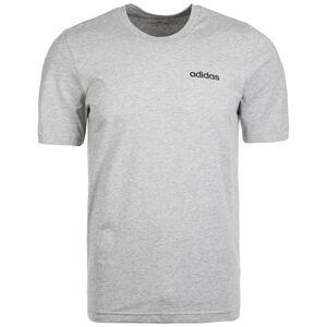 Essentials Plain Trainingsshirt Herren, grau, zoom bei OUTFITTER Online
