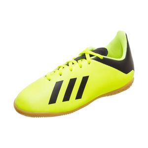 X Tango 18.4 Indoor Fußballschuh Kinder, Gelb, zoom bei OUTFITTER Online