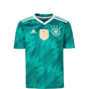 DFB Trikot Away WM 2018 Kinder, Grün, zoom bei OUTFITTER Online
