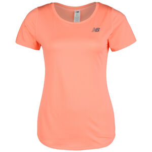 Accelerate V2 Laufshirt Damen, orange, zoom bei OUTFITTER Online