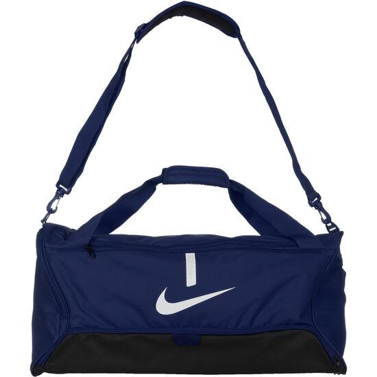Academy Team Sporttasche Medium, dunkelblau / weiß, zoom bei OUTFITTER Online