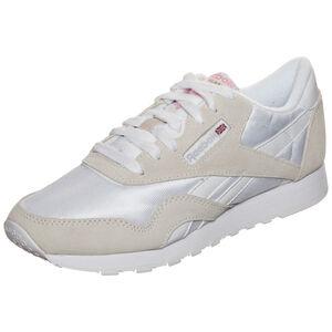 Classic Nylon Sneaker Damen, Weiß, zoom bei OUTFITTER Online