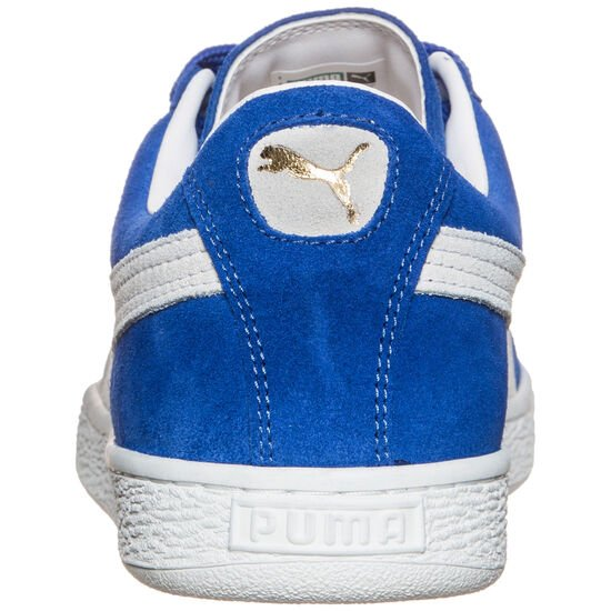 Suede Classic Eco Sneaker, Blau, zoom bei OUTFITTER Online