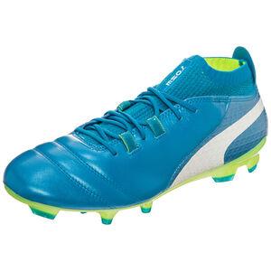 Puma ONE 17.1 FG Fußballschuh Herren, Blau, zoom bei OUTFITTER Online