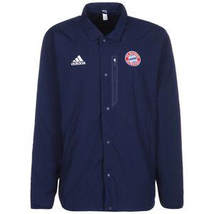 FC Bayern München Travel Coach Jacke Herren, dunkelblau / rot, zoom bei OUTFITTER Online