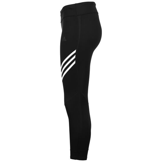 Run It 7/8 Lauftight Damen, schwarz / weiß, zoom bei OUTFITTER Online