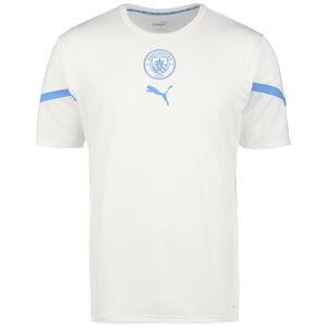 Manchester City Pre-Match Trikot Herren, weiß / hellblau, zoom bei OUTFITTER Online