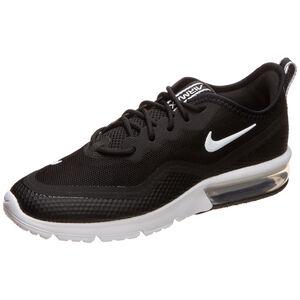 Air Max Sequent 4.5 Sneaker Damen, schwarz / weiß, zoom bei OUTFITTER Online
