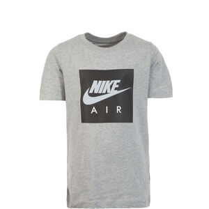 Air Box T-Shirt Kinder, grau / schwarz, zoom bei OUTFITTER Online