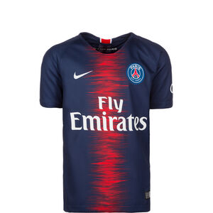 Paris St.-Germain Trikot Home 2018/2019 Kinder, Blau, zoom bei OUTFITTER Online