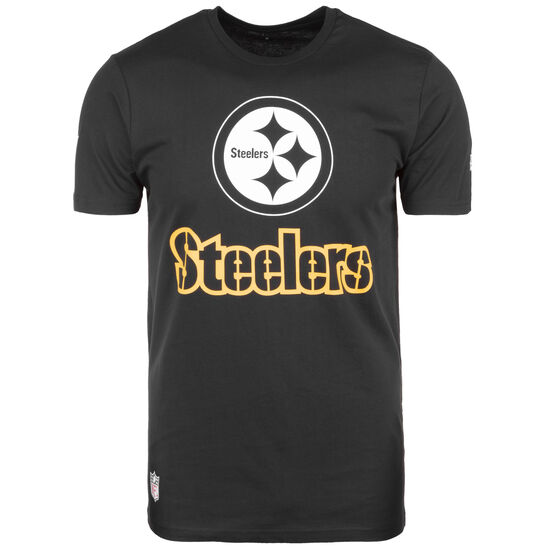 NFL Pittsburgh Steelers T-Shirt Herren, schwarz, zoom bei OUTFITTER Online