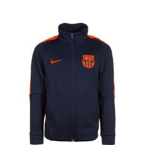 FC Barcelona Franchise Trainingsjacke Kinder, Blau, zoom bei OUTFITTER Online