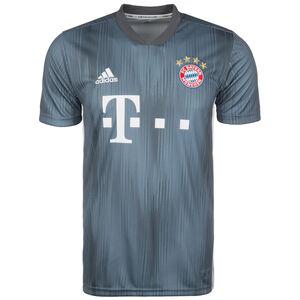 FC Bayern München Trikot 3rd 2018/2019 Herren, Grau, zoom bei OUTFITTER Online