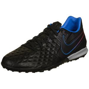 Tiempo Legend 8 Pro TF Fußballschuh Herren, schwarz / blau, zoom bei OUTFITTER Online