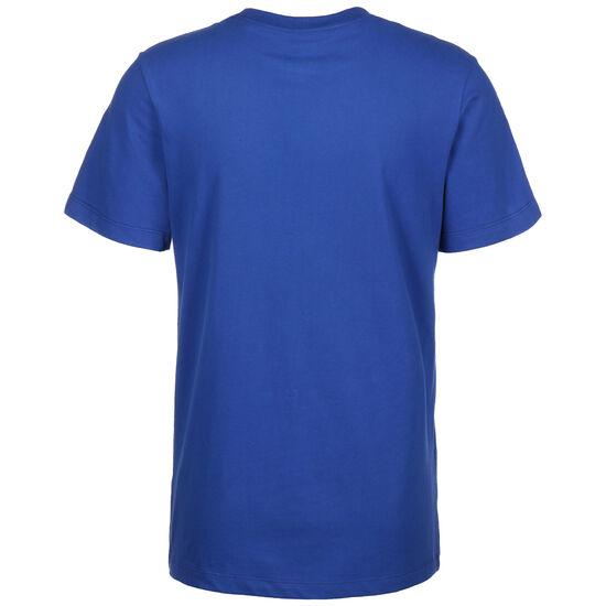 New York Knicks Trainingsshirt Herren, blau / orange, zoom bei OUTFITTER Online