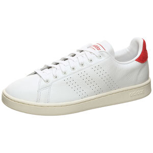Advantage Sneaker Herren, weiß / rot, zoom bei OUTFITTER Online
