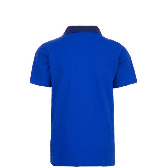 Condivo 18 Poloshirt Kinder, blau / weiß, zoom bei OUTFITTER Online