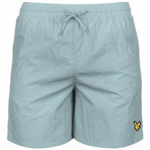 Plain Swim Shorts Herren, hellblau, zoom bei OUTFITTER Online