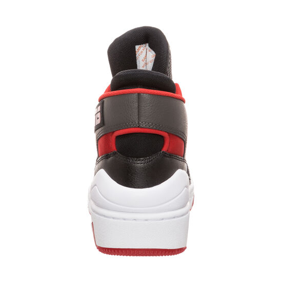 ERX 260 Mid Sneaker Kinder, schwarz / rot, zoom bei OUTFITTER Online